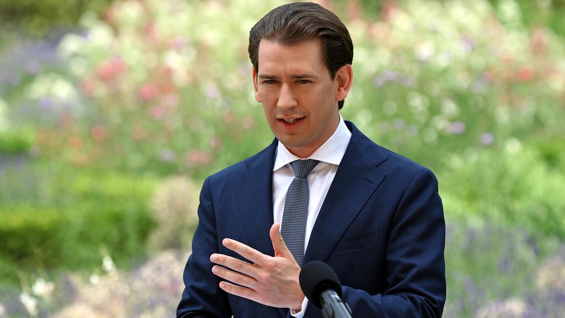 Österreichischer Bundeskanzler Kurz reist zu Geheim-Treffen mit Wirtschaftseliten in die USA
