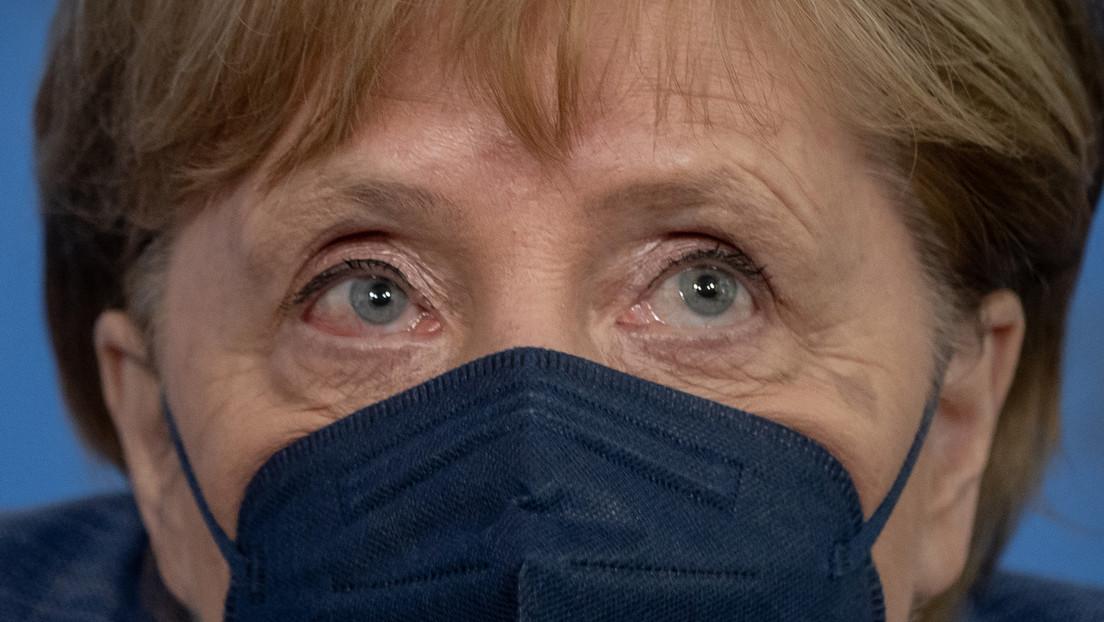 """Merkel nach RKI-Besuch: """"Je mehr wir geimpft sind, umso freier werden wir leben"""""""