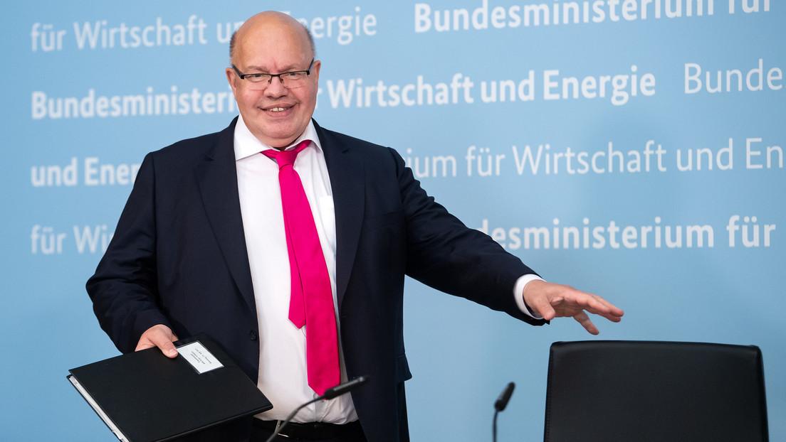 """""""Disziplinierung der Presse"""": Ministeriumsbeirat bringt Altmaier in Erklärungsnot"""