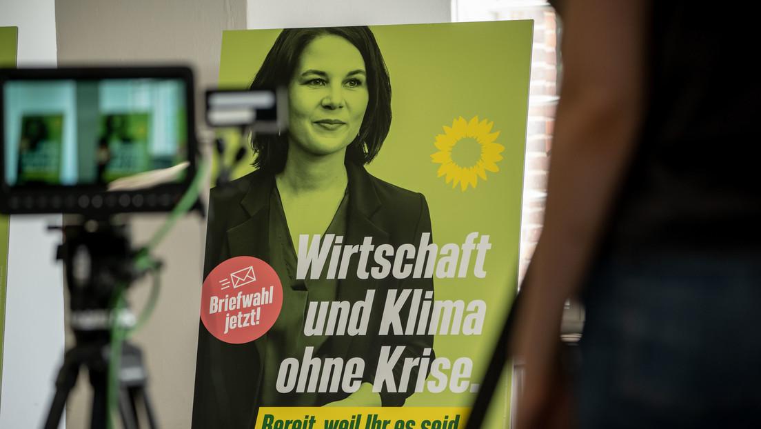 Vita Baerbock: Hat sie auch beim Jahr des Parteieintritts gemogelt?