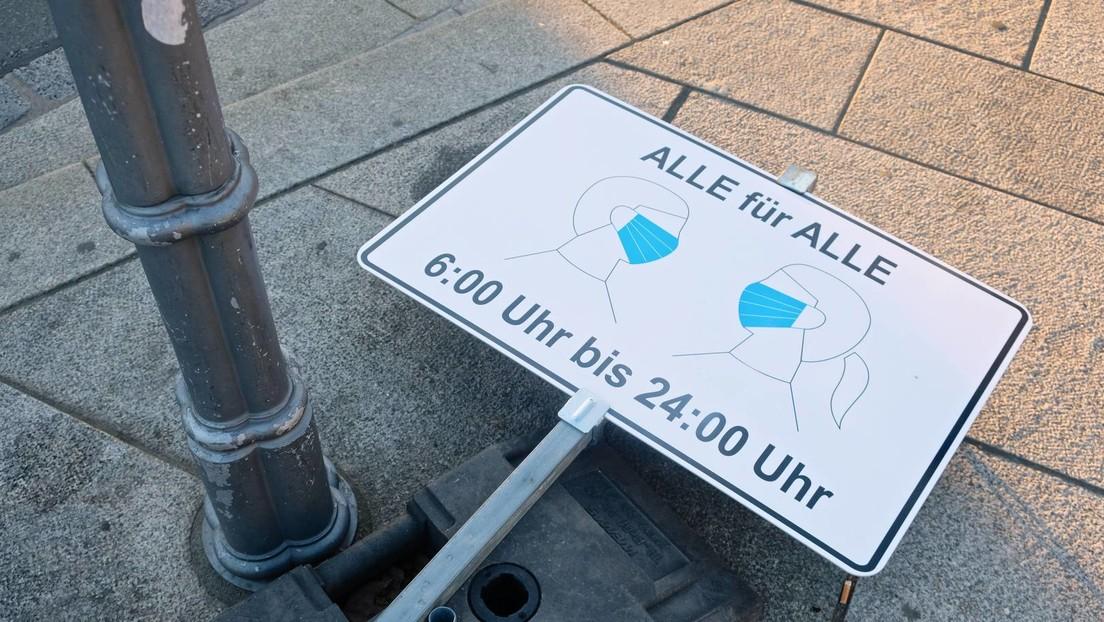 In Sachsen fallen die Masken im Einzelhandel ab Freitag – Impfbereitschaft nimmt ab