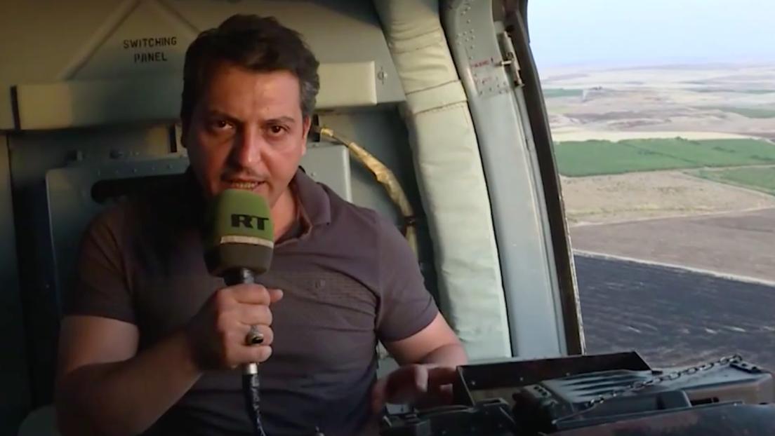 Korrespondent von RT Arabic nach Festnahme in Bagdad freigelassen