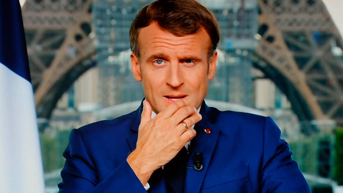 """""""Lügner, Diktator"""": Macron wird nach Impfpflicht scharf angegangen – Proteste zum 14. Juli geplant"""