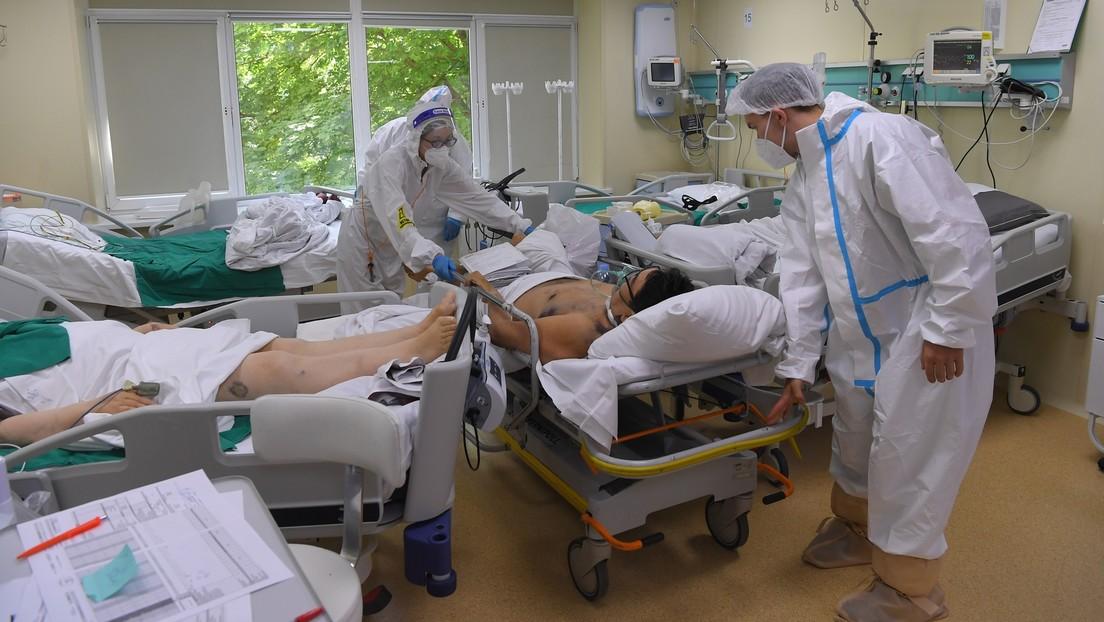 Russland: Corona-Sterblichkeit auf Rekordhoch