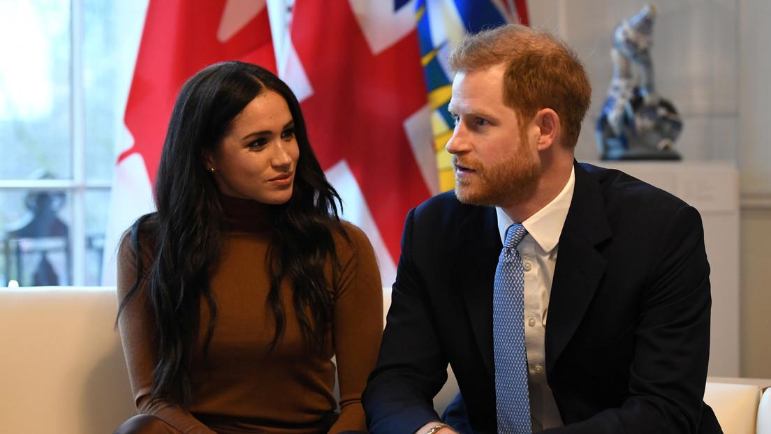 Prinz Harry und Meghan erhalten Umweltpreis – weil sie nur zwei Kinder wollen