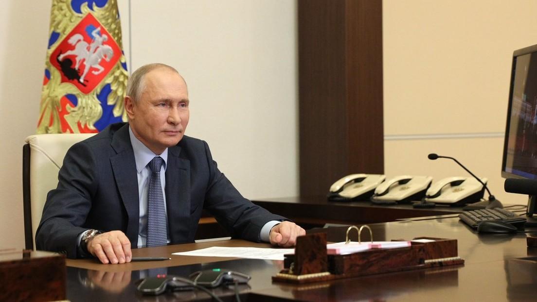 Putin: Russland bereit für freundliche und stabile Beziehungen mit der Ukraine