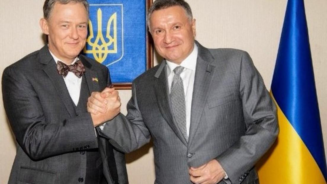 Auf Drängen der USA? Rücktrittsgesuch des ukrainischen Innenministers wirft Fragen auf