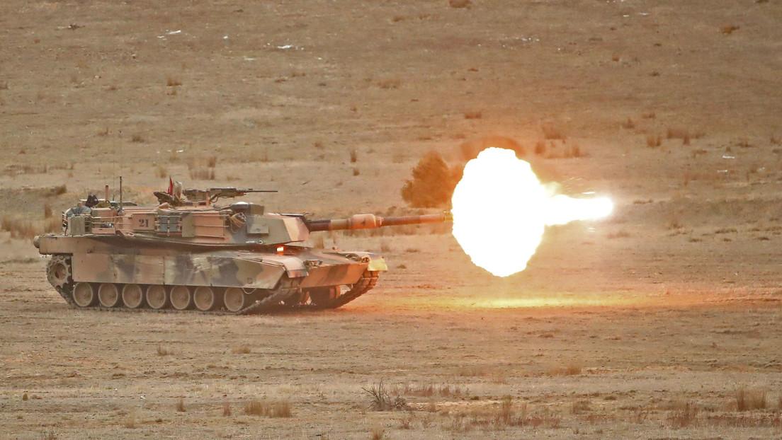Polen kauft für 6 Milliarden Dollar 250 Abrams-Panzer aus den USA
