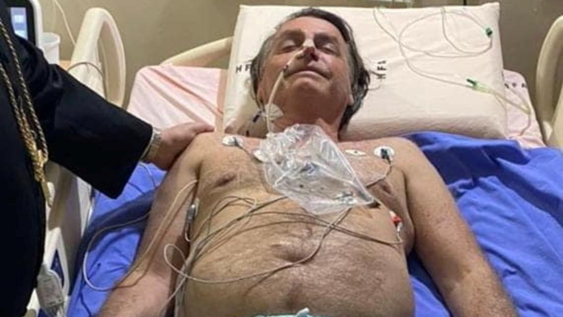 Brasilien: Präsident Bolsonaro wegen mehrtägigen Schluckaufs im Krankenhaus