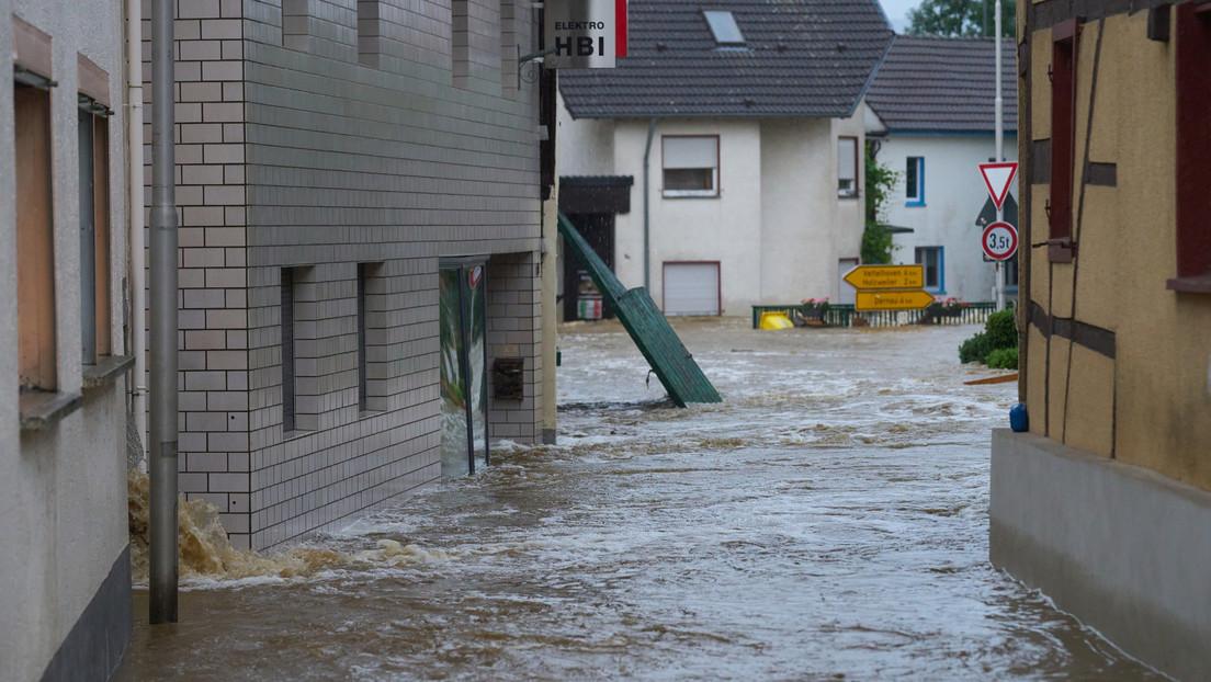 Heftige Unwetter in Deutschland: Einige Häuser eingestürzt – 70 Menschen vermisst, mehrere Tote