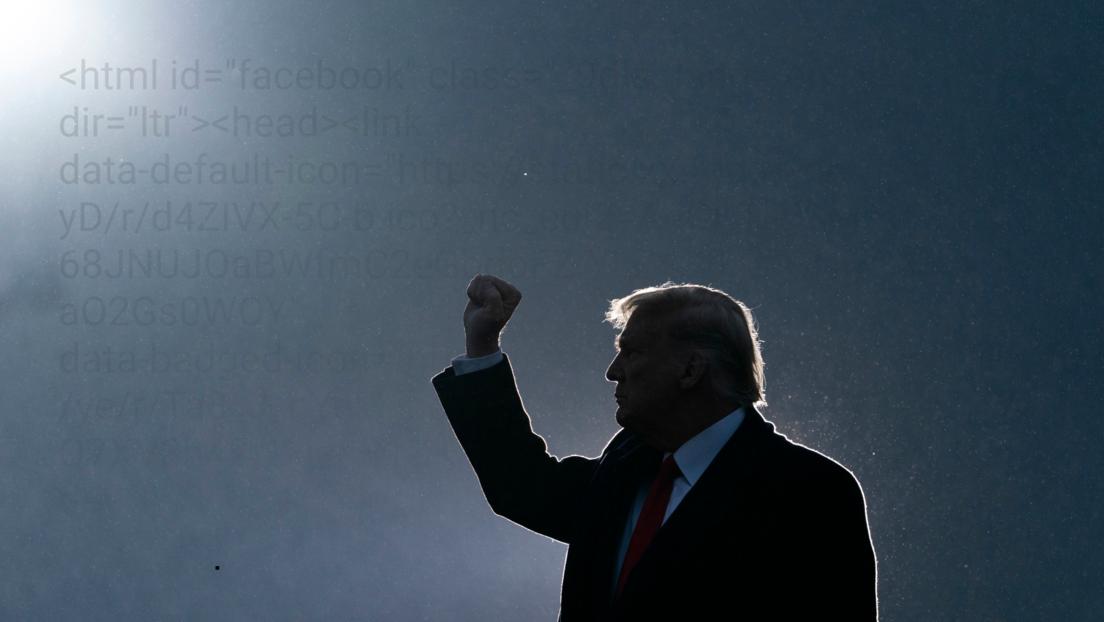 """Kann Trumps Kampf gegen Big Tech die freie Meinungsäußerung in das """"Land der Freien"""" zurückbringen?"""