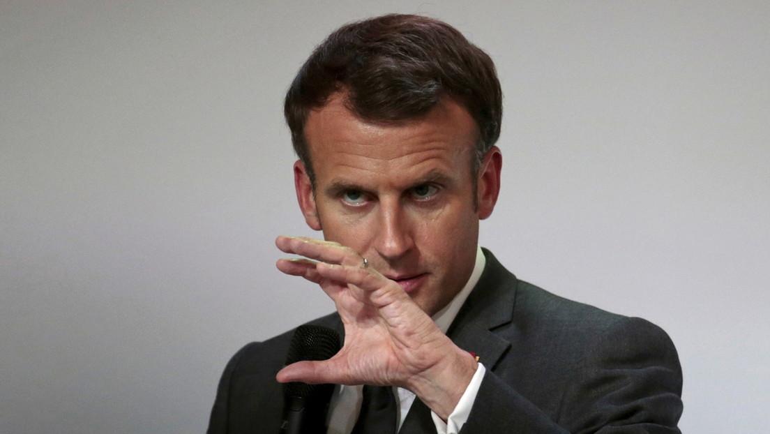 Macron gewährt mit neuen Corona-Verordnungen Blick in dystopische Zukunft