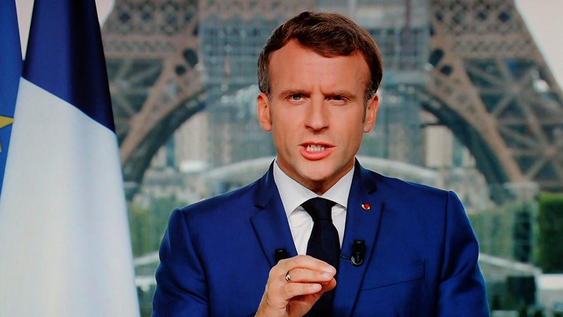 Ein Jahr Haft und 45.000 Euro Strafe – so will Macron die Impfkontrollen erzwingen