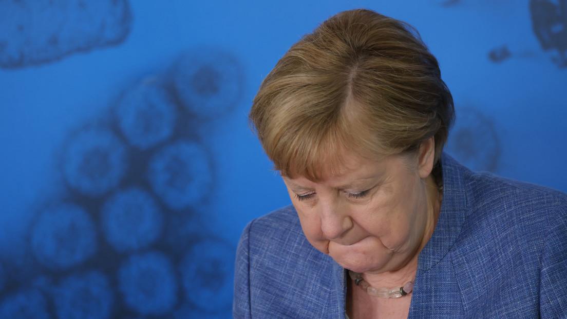 """""""Es tut uns sehr leid"""": Merkel kann Hauptstraße in russischem Dorf nicht reparieren"""