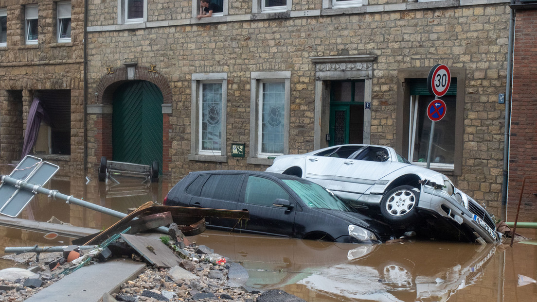 Mittlerweile mindestens 42 Tote nach Unwettern in Deutschland