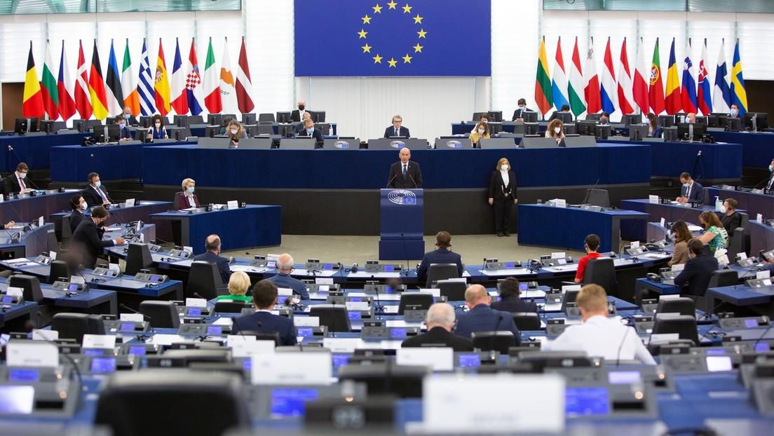 """""""Autoritäre Kleptokratie"""": EU-Parlament verabschiedet Bericht über Beziehungen zu Russland"""