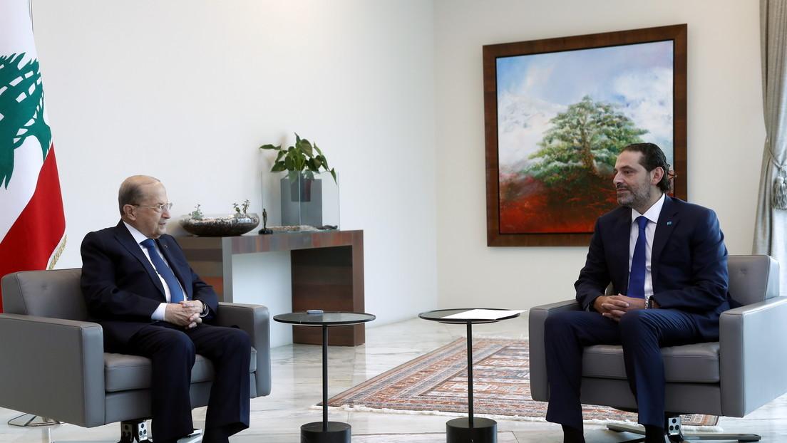Krise im Libanon eskaliert: Hariri gibt offenbar Regierungsbildung auf