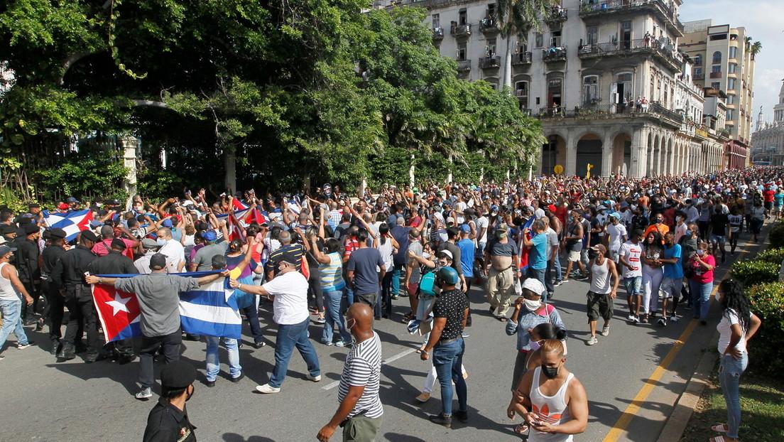 Moskau: USA inszenieren Proteste in Kuba – Wirtschaftsblockade muss beendet werden