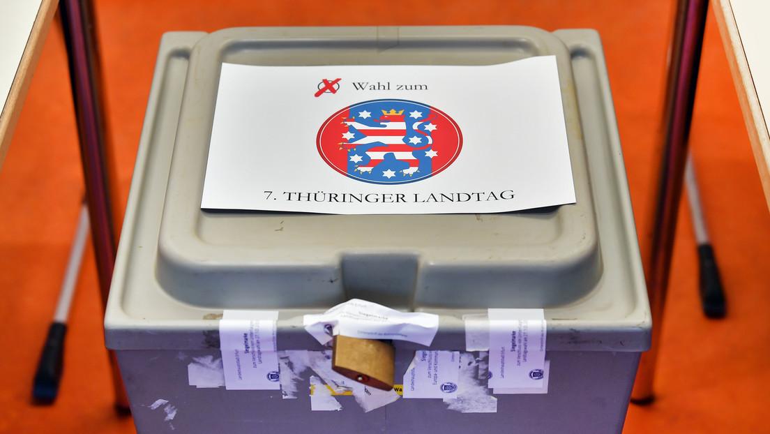 Thüringen: Landtagswahl kann nicht am 26. September stattfinden
