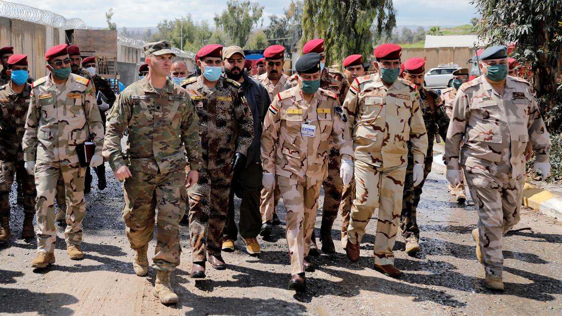 Washington: US-Gesandter hatte kein Gespräch mit Iraks Premierminister über Truppenabzug