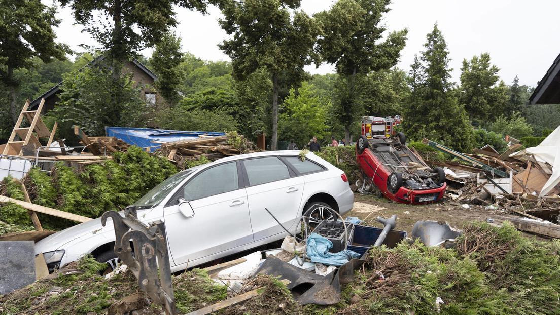 Hochwasserkatastrophe: Immer mehr Todesopfer zu beklagen