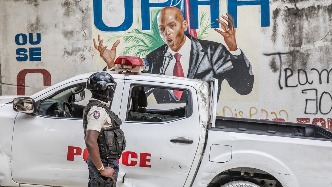 Kolumbianische Polizei: Hinter Mord an Präsident Jovenel Moïse soll Ex-Funktionär aus Haiti stecken