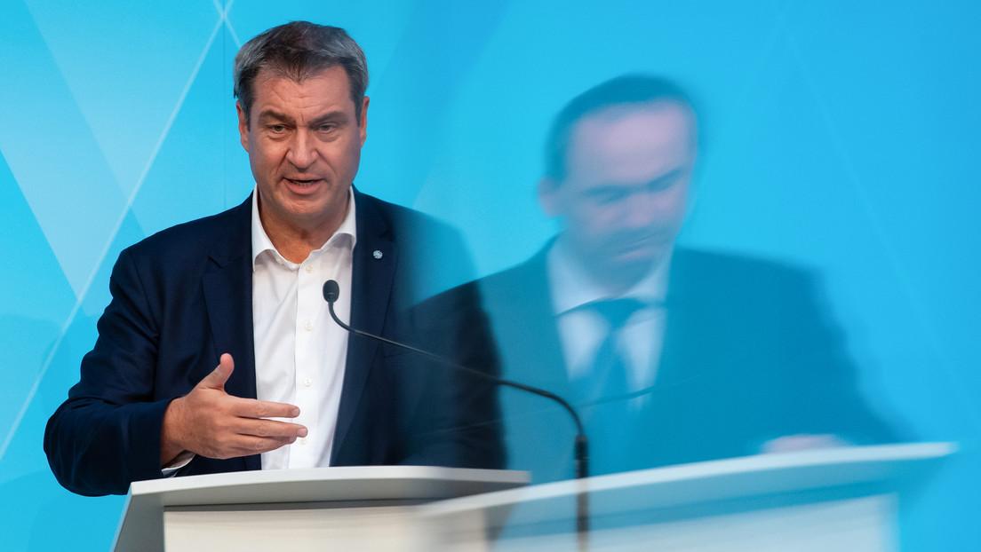 """""""Verstörend"""": Söder rügt Aiwanger wegen Aussagen zu Corona-Impfungen"""