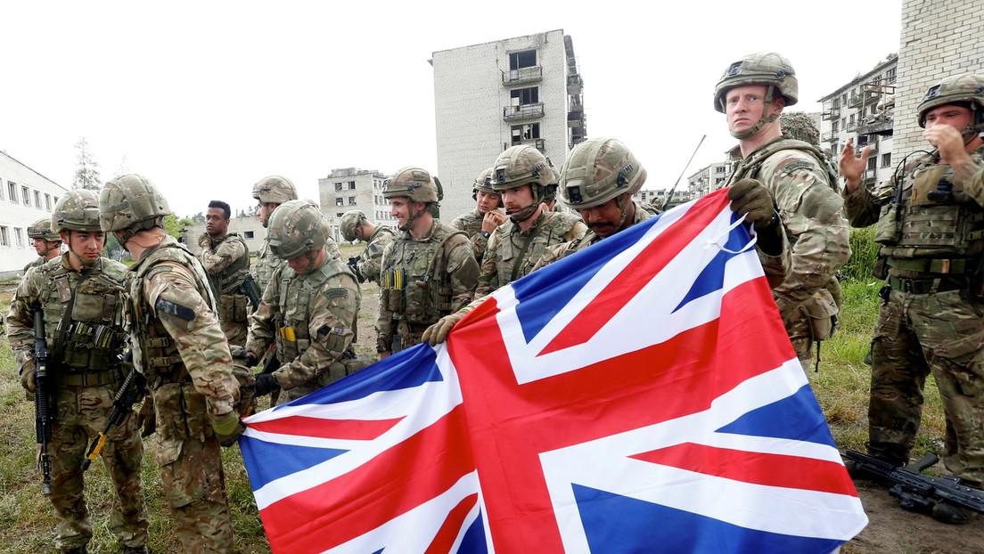 Großbritannien will seine Spezialeinheiten bei Geheimmissionen gegen Russland und China einsetzen