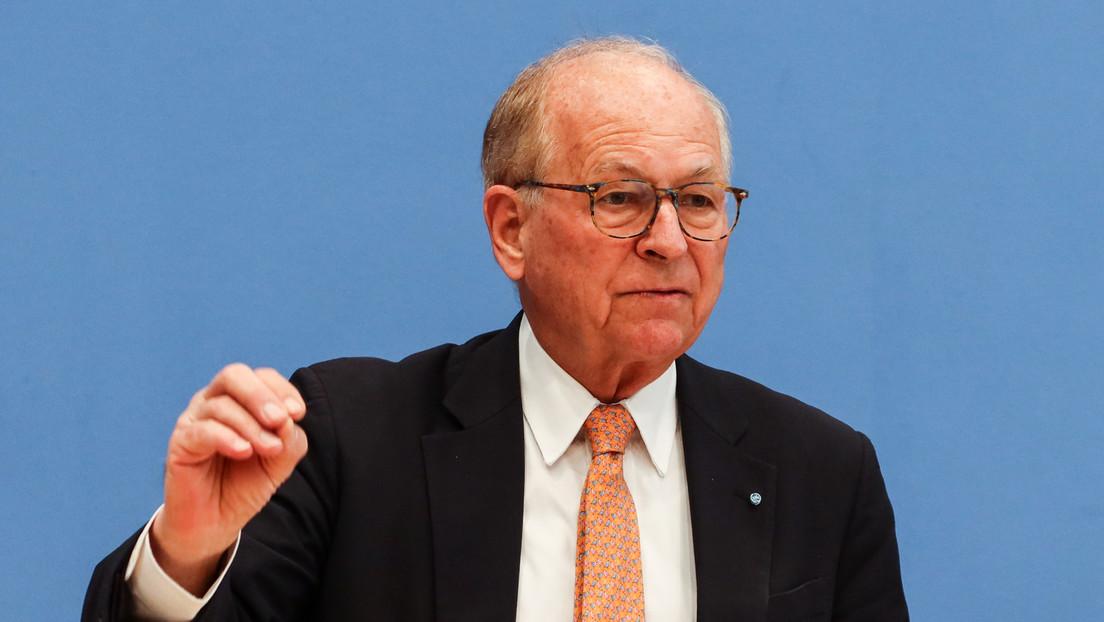 Wolfgang Ischinger über Nord Stream 2: Bürde für Deutschlands Glaubwürdigkeit