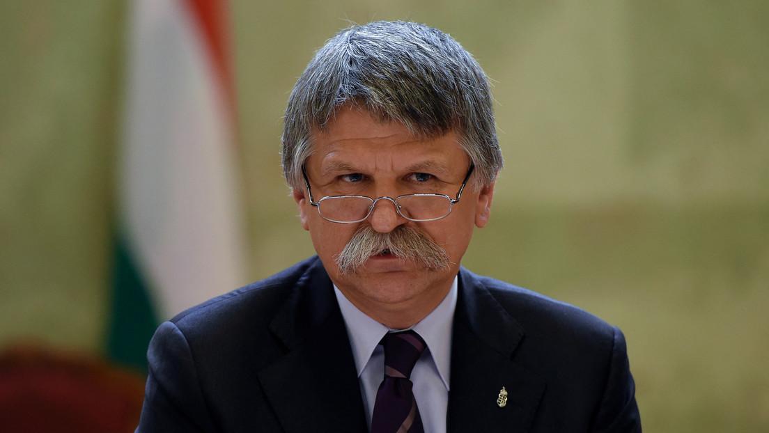 """Ungarischer Parlamentspräsident: """"EU schreitet in Richtung des Zerfalls"""""""