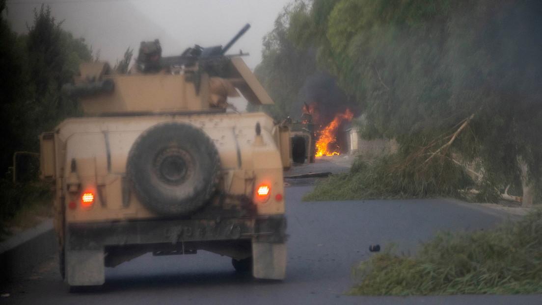 Afghanistan: Taliban weiter auf dem Vormarsch – Über die Hälfte aller Bezirke unter Kontrolle