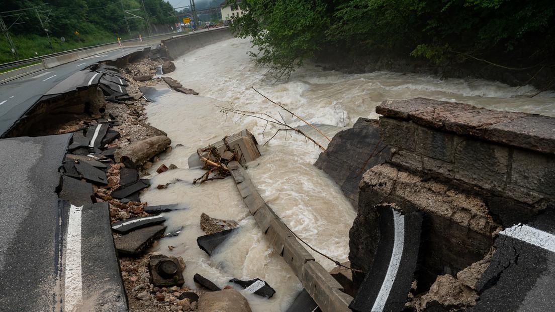 Bayern: Hochwasserlage entspannt sich offenbar