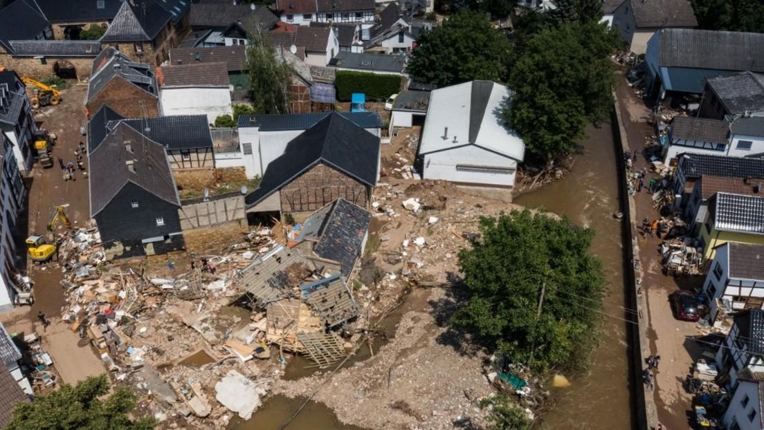 """Medienberichte: """"Monumentales Systemversagen"""" bei Hochwasserkatastrophe?"""