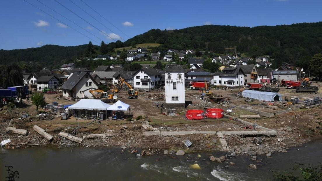 Unwetterkatastrophe: Zahl der Todesopfer im Landkreis Ahrweiler erhöht sich auf 117