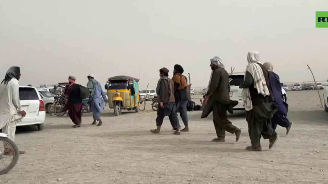LIVE: Spannungen an der pakistanisch-afghanischen Grenze