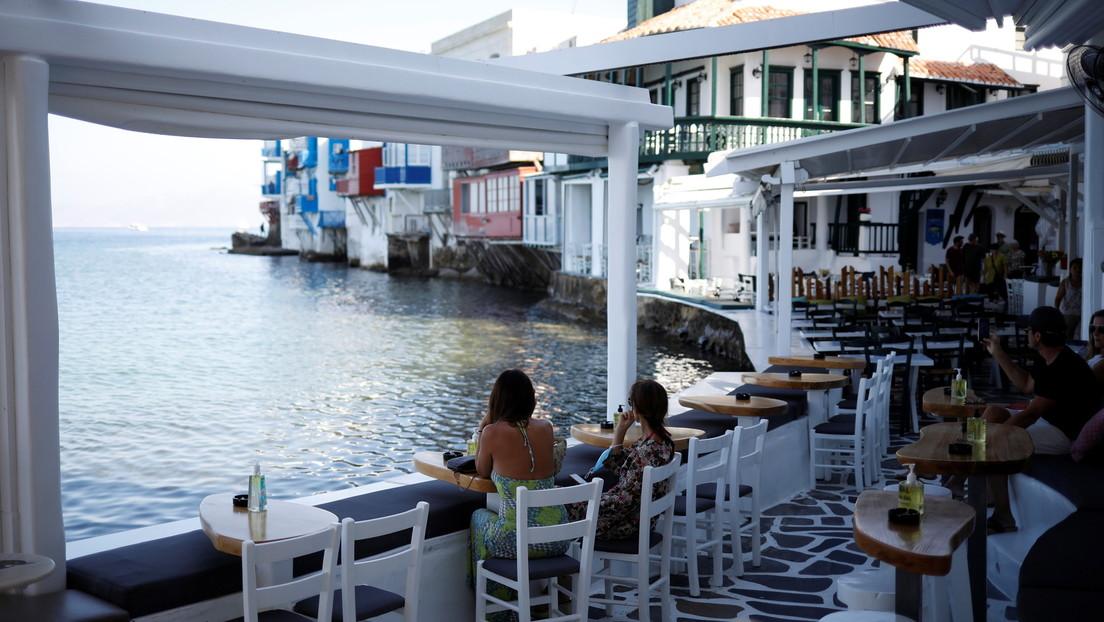 Griechenland: Mykonos erneut im Lockdown – Quarantäne-Hotels überfüllt