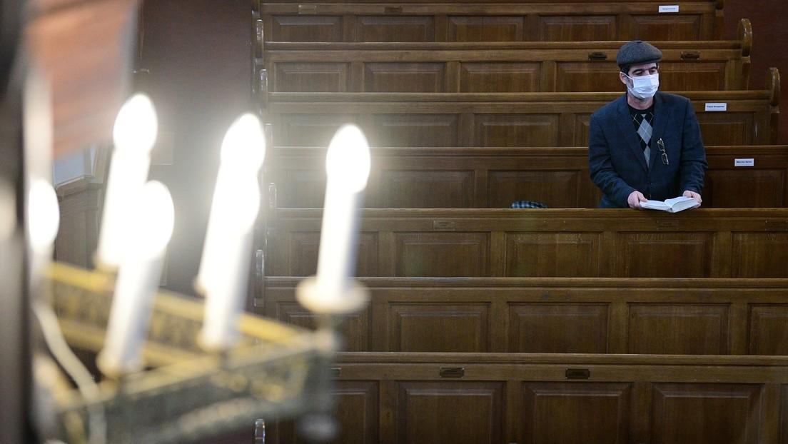 Keine Synagoge ohne Impfung: Synagoge von Sewastopol für ungeimpfte Gemeindemitglieder geschlossen