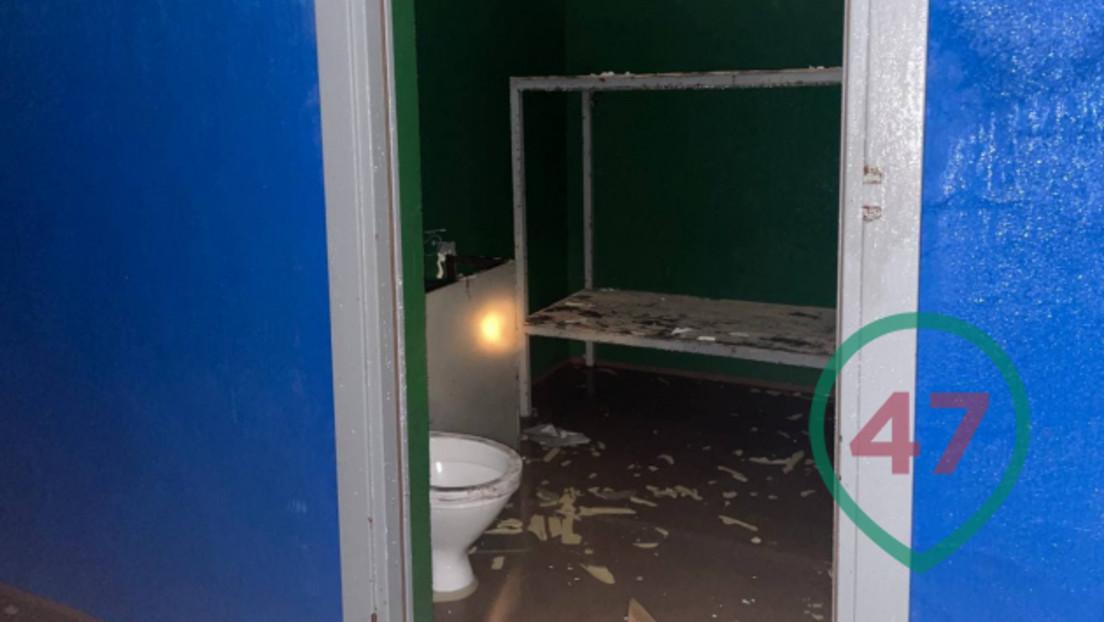 """""""Escobars Privatgefängnis"""" – Unterirdischer Bunker mit Krematorium nahe Sankt Petersburg gefunden"""