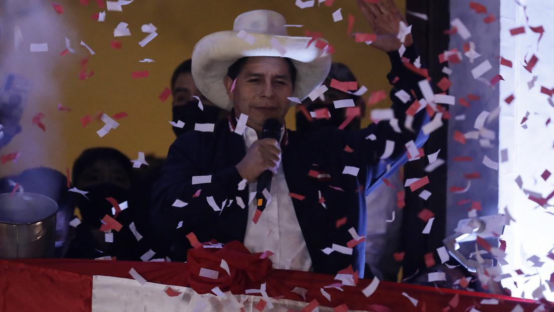 Nach wochenlangem Warten: Linkskandidat offiziell als neuer Präsident Perus bestätigt