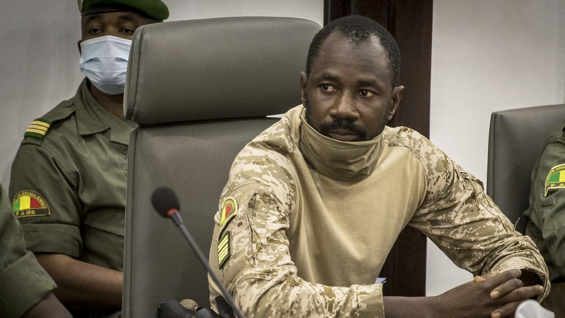 Bericht: Messerangriff auf Malis Interimspräsidenten Assimi Goïta