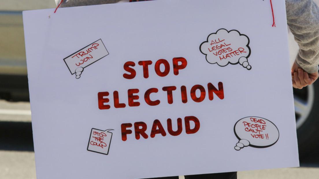 US-Wahlüberprüfung in Georgia: Demnächst Ausweitung auf den gesamten Bundesstaat?