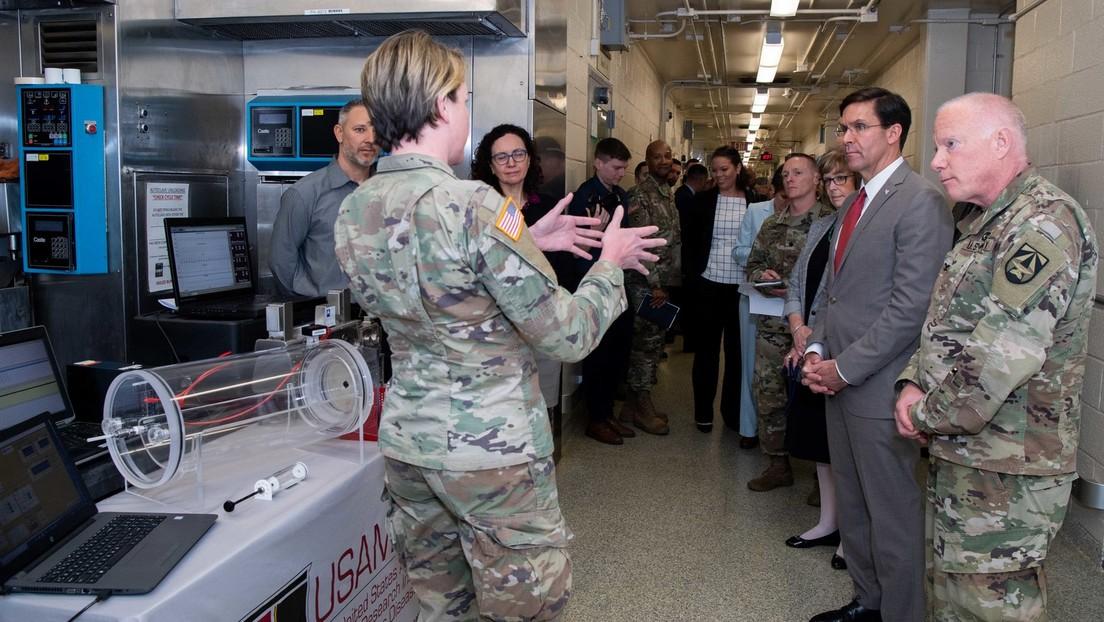 Coronavirus: Forderung nach internationaler Untersuchung der US-Biowaffeneinrichtung Fort Detrick