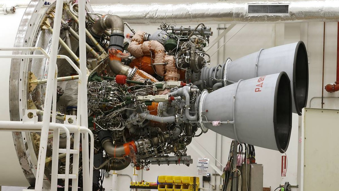 Washington genehmigt Kauf der neuesten russischen Raketentriebwerke für US-Raumfahrt