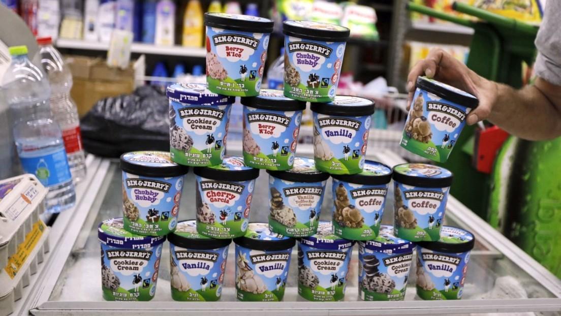 "Israel droht Unilever mit rechtlichen Schritten wegen ""Ben & Jerry's""-Boykott"