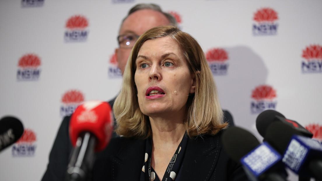 Australien: Gesundheitsbeamtin fordert, nicht miteinander zu reden – um COVID-19-Fälle zu verhindern