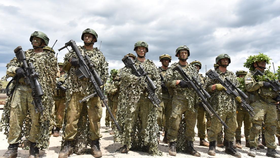 """Westliche Länder befördern Aufbau einer """"Kosovo-Armee"""""""