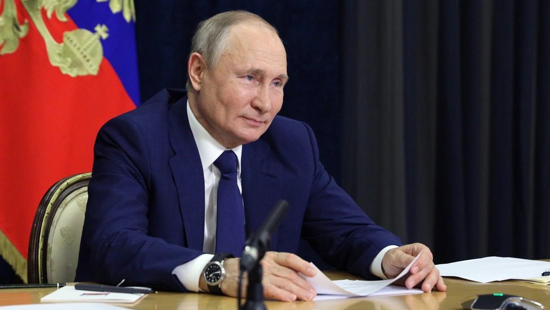 Zehnjähriger Österreicher schreibt Brief an Putin und bekommt Foto samt Autogramm als Geschenk