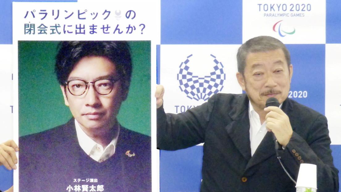 """Wegen """"Holocaust-Sketch"""": Künstlerischer Leiter von Olympia-Eröffnungsfeier in Tokio gefeuert"""