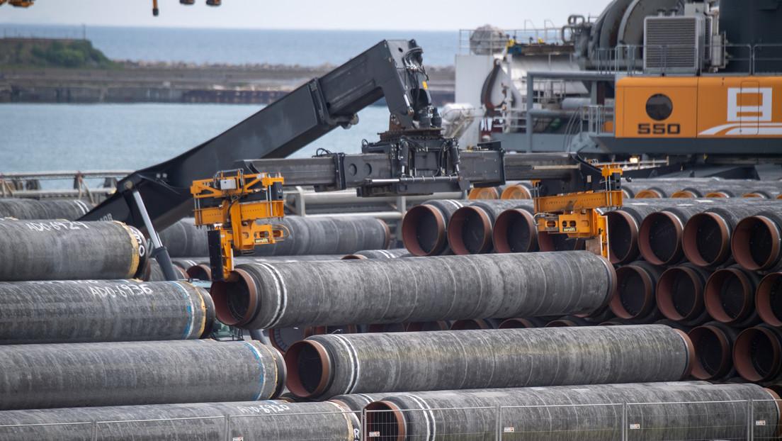 """USA drohen Moskau mit Sanktionen für den Fall von """"böswilligen Aktivitäten"""" mit Nord Stream 2"""