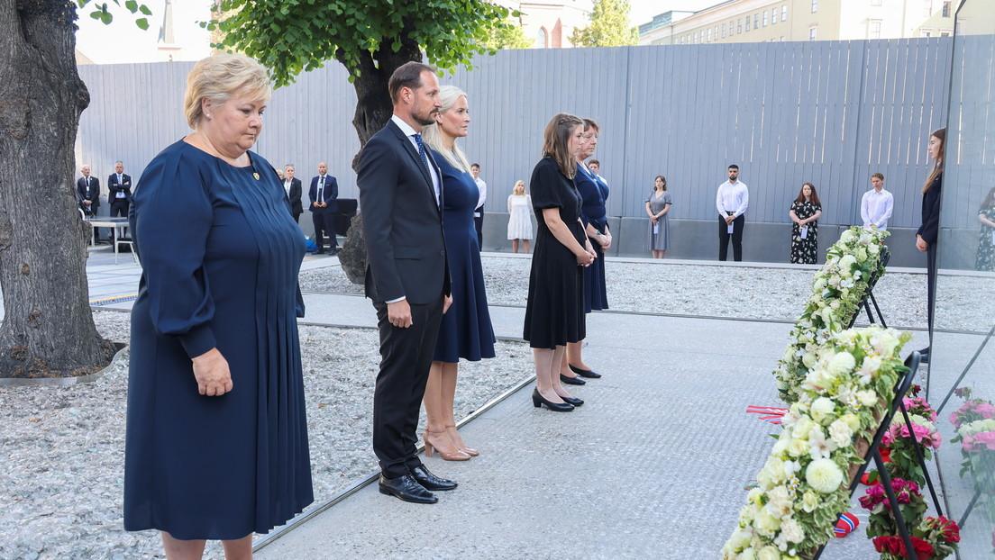 Zehn Jahre später: Norwegen gedenkt der Opfer von Oslo und Utøya
